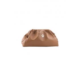 Γυναικεία Τσάντα Χειρός Lovely Handmade Paris Asti Bag | Tabac - 10PA-L-10