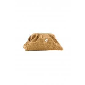 Γυναικεία Τσάντα Χειρός Lovely Handmade Paris St Asti Bag | Mustard - 10PA-L-46S
