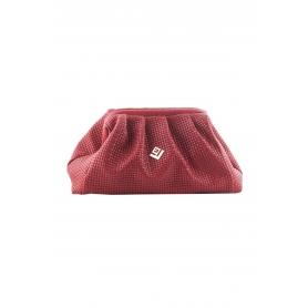 Γυναικεία Τσάντα Χειρός Lovely Handmade Paris St Asti Bag | Red - 10PA-L-16S