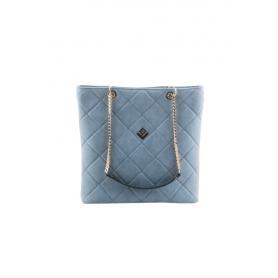 Γυναικεία Τσάντα Ώμου Dreamy Remvi Bag | Blue Denim - 10SH-C-55