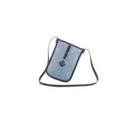 Γυναικεία Τσάντα Ώμου Lovely Handmade Celly Remvi   Blue Denim - 10CE-C-55
