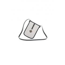 Γυναικεία Τσάντα Ώμου Lovely Handmade Celly Remvi   Dirty White - 10CE-C-54