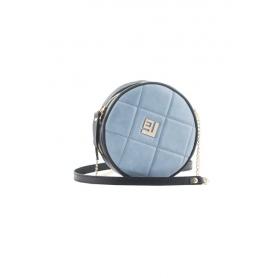 Γυναικεία Τσάντα Ώμου Lovely Handmade Ciklio Remvi Bag   Blue Denim - 10CI-C-55