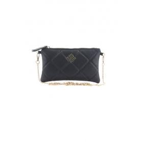 Γυναικεία Τσάντα Ώμου Lovely Handmade Elegant Remvi Handbag | Black - 10NM-LXC-13