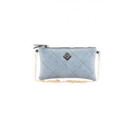 Γυναικεία Τσάντα Ώμου Lovely Handmade Elegant Remvi Handbag | Blue Denim - 10NM-LXC-55