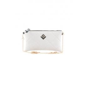 Γυναικεία Τσάντα Ώμου Lovely Handmade Elegant Remvi Handbag | Dirty White - 10NM-LXC-54