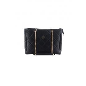 Γυναικεία Τσάντα Ώμου Lovely Handmade Morena Remvi Bag | Black - 10MOR-C-13