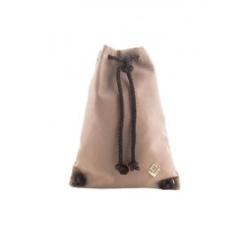 Γυναικεία Τσάντα Πλάτης Lovely Handmade Dourvas Asti Suede Backpack | Taupe - 10D-SS-07