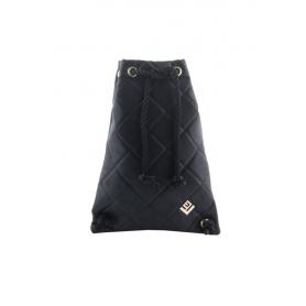 Γυναικεία Τσάντα Πλάτης Lovely Handmade Dourvas Remvi Backpack | Black - 10D-C-13