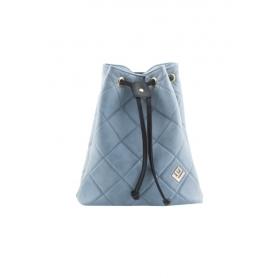 Γυναικεία Τσάντα Πλάτης Lovely Handmade Hypnotic Remvi Backpack | Blue Denim - 10P-SC-55