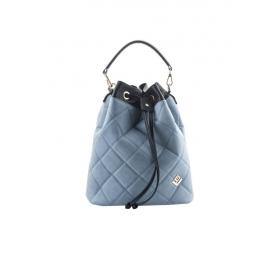 Γυναικεία Τσάντα Πλάτης Lovely Handmade Iris Remvi Backpack | Blue Denim - 10IRI-C-55