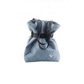 Γυναικεία Τσάντα Πλάτης Lovely Handmade Kamil Remvi Backpack | Blue Denim - 10SF-C-55