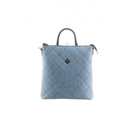 Γυναικεία Τσάντα Πλάτης Lovely Handmade Successful Remvi Backpack | Blue Denim - 10LB-C-55