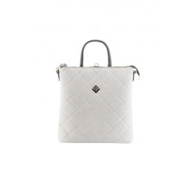 Γυναικεία Τσάντα Πλάτης Lovely Handmade Successful Remvi Backpack | Dirty White - 10LB-C-54