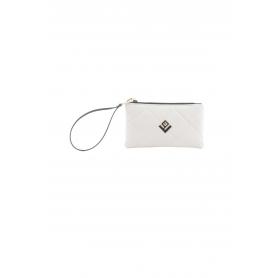 Γυναικείο πορτοφόλι Lovely Handmade Purse Remvi   Dirty White - 10PU-LC-54