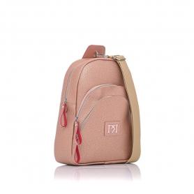 Γυναικείo σακίδιο πλάτης Pierro Accessories 90621DL26 Χαλκός