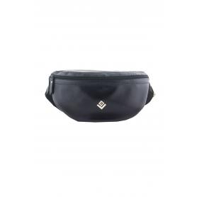 Γυναικείο τσαντάκι μέσης Lovely Handmade Billy Asti Belt Bag   Black - 10B-XLL-13