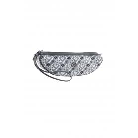 Τσάντα Lovely Handmade Baguette Monogram | Black - 11BG-ZA-01