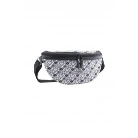 Belt Bag Lovely Handmade Billy Monogram   Black - 11B-XZA-01