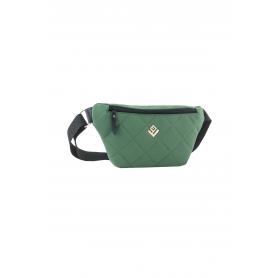 Belt Bag Lovely Handmade Camelia Remvi   Green - 11CA-C-18