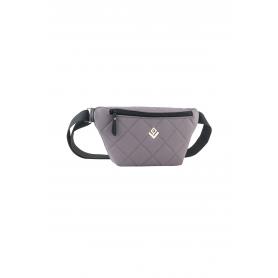 Belt Bag Lovely Handmade Camelia Remvi   Grey - 11CA-C-03