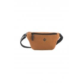 Belt Bag Lovely Handmade Camelia Remvi   Tabac - 11CA-C-10