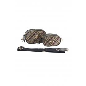 Belt Bag Lovely Handmade Yvonne Monogram   Olive - 11YV-ZA-30