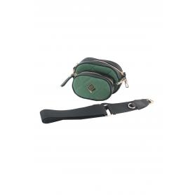 Belt Bag Lovely Handmade Yvonne Remvi   Green - 11YV-CC-18