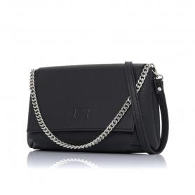 Γυναικεία τσάντα χιαστί Pierro Accessories 90614DL01 Μαύρο
