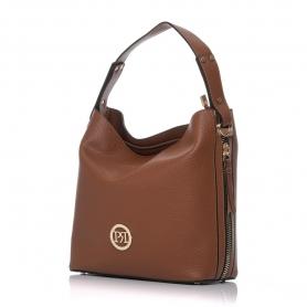 Γυναικεία τσάντα ώμου Pierro Accessories 90607DL11 Ταμπά