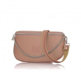 Γυναικείο τσαντάκι μέσης Pierro Accessories 90616DL26 Χαλκός