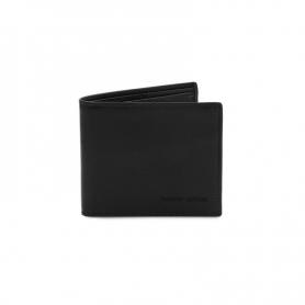 Ανδρικό Πορτοφόλι Δερμάτινο TL142056-Μαύρο