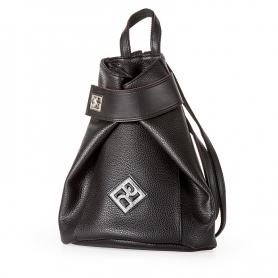Σακίδιο Πλάτης Pierro Accessories 90644DL01 Μαύρο