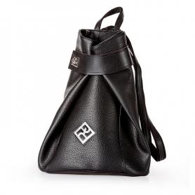 Σακίδιο Πλάτης Pierro Accessories 90645DL01 Μαύρο