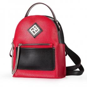 Σακίδιο Πλάτης Pierro Accessories 90651DL08 Κόκκινο