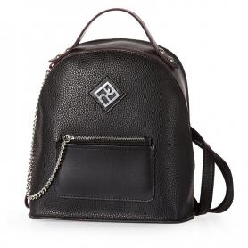 Σακίδιο Πλάτης Pierro Accessories 90652DL01 Μαύρο