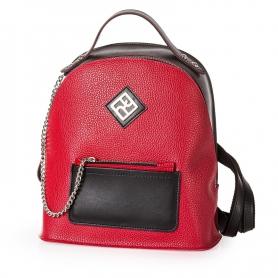 Σακίδιο Πλάτης Pierro Accessories 90652DL08 Κόκκινο