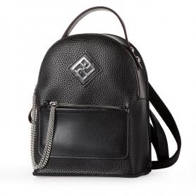 Σακίδιο Πλάτης Pierro Accessories 90651DL01 Μαύρο