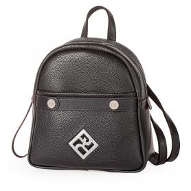 Σακίδιο Πλάτης Pierro Accessories 90659DL01 Μαύρο
